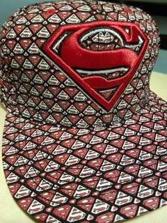 Baseball cap Superman