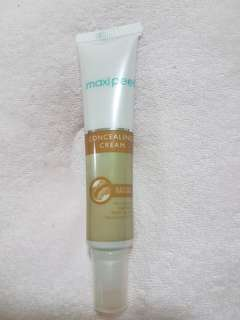 Maxi Peel Concealing Cream (Natural)
