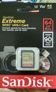 Memory SDXC