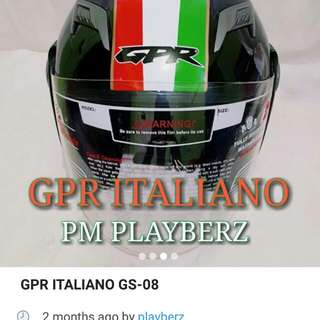 GPR ITALIANO Psb Approved