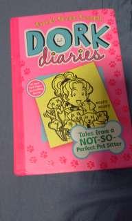 Dork Diaries book 11