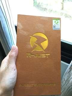 R-Just IPhone X case