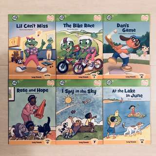 Leap Frog Tag Reading System Books