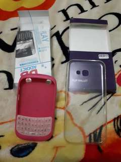 Jelly case A5 2017 + BB Curve