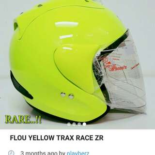 Trax Flou Yellow Psb approved