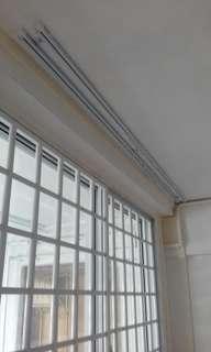 Aluminum Curtain Rails