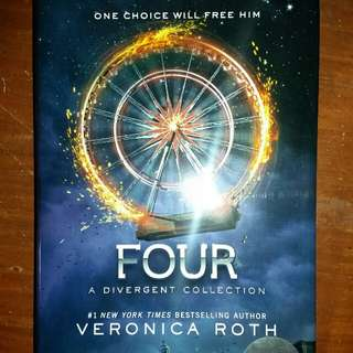 Four- A Divergent Collection