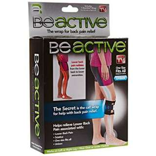 Beactive Active Elbow Knee LEG Pads