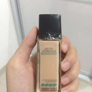 Maybelline Fit Me Shade 125