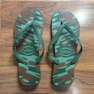 Havaianas Green Camou