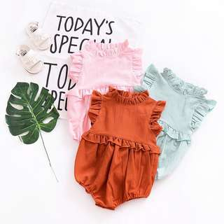 ROMPERS BABY ~READY STOK~