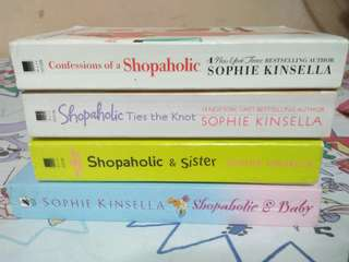 Shopaholic Series
