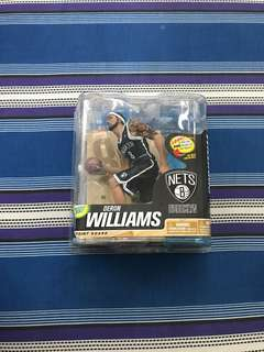 RARE - NBA Mcfarlane Deron Williams Action figure