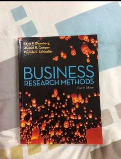 Understanding Business Research Method