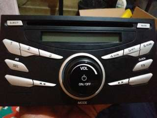 Radio Axia G Clarion (2 DIN STANDARD)