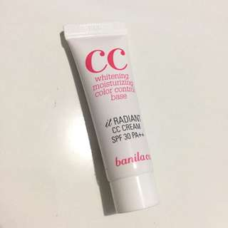 Kbeauty: Banila Co It Radiant CC Cream