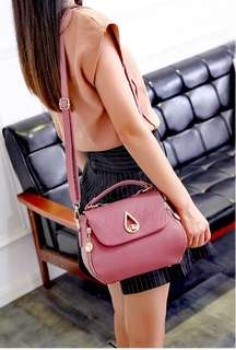 Korean fashion ladies slingbag