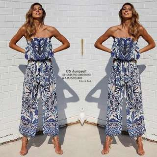 OS JUMPSUIT  Fits S To L  Price : 390