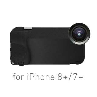Bitplay Snap8 iPhone 8 case and 2x zoom lens