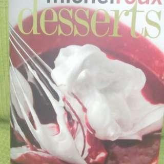 Cookbook Michel Roux