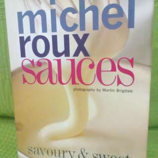 Cookbook Michel Roux