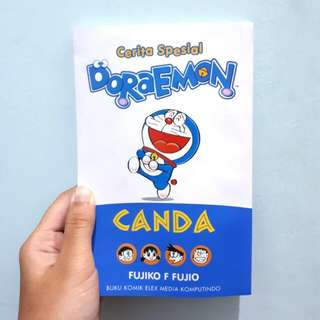Komik Doraemon Cerita Spesial Canda