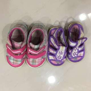 Babies shoes bubble gummers size 15.0 Max Kool size 21