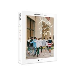 Wanna One Photo Essay