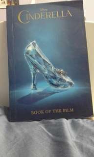 Cinderella book of the flim