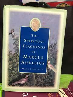 Th Spiritual Teachings of Marcus Aurelius