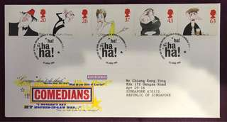 Royal Mail FDC 1998