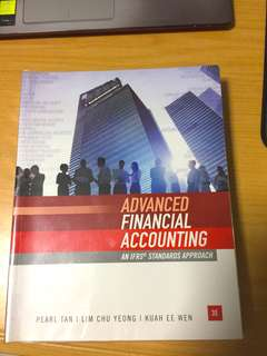 Advanced Financial Accounting (3rd edition)