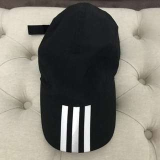 Black ADIDAS hat BRAND NEW