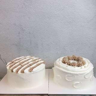 芋泥布蕾蛋糕