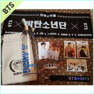 BTS Jungkook Set