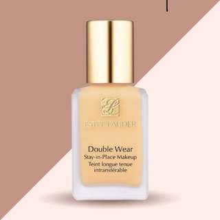 Esteé Lauder Double Wear Stay-in-Place Foundation