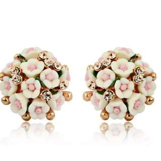 Flowers Earrings for Women
