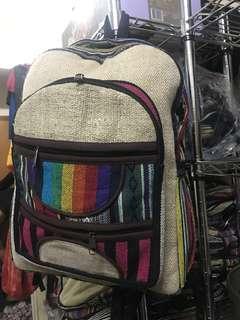 尼泊爾手工背包