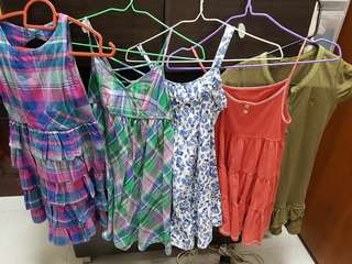 Polo Ralph Lauren Assorted Summer Dresses 7yrs