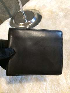 Authentic YSL Bifold Leather Wallet