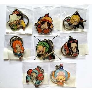 One Piece Collectible Keychain - Anime