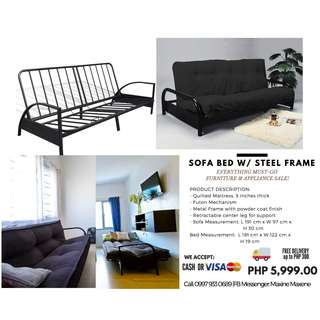 Sofa Bed (Double Size)