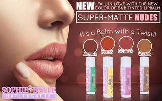 Lip balm Matte finish 💋👄