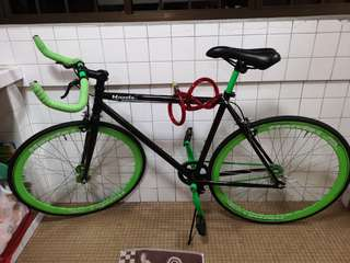Harris (kidico bike) fixie
