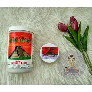 (Share) Aztec Secret Indian Healing Clay, Aztec Mask
