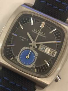 Seiko vintage 7016-5011 mint dial all working