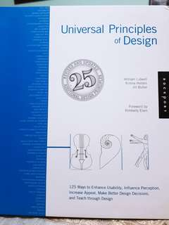 Universal Principles of Design (design book)