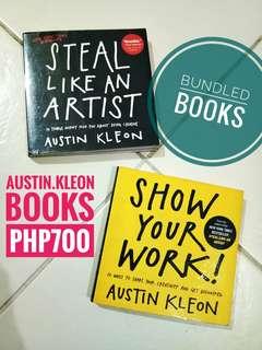 Austin Kleon Books