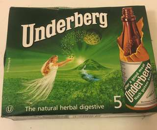 New Germany buy Underberg beer 5x20 ml