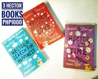 Hector Bundled Books